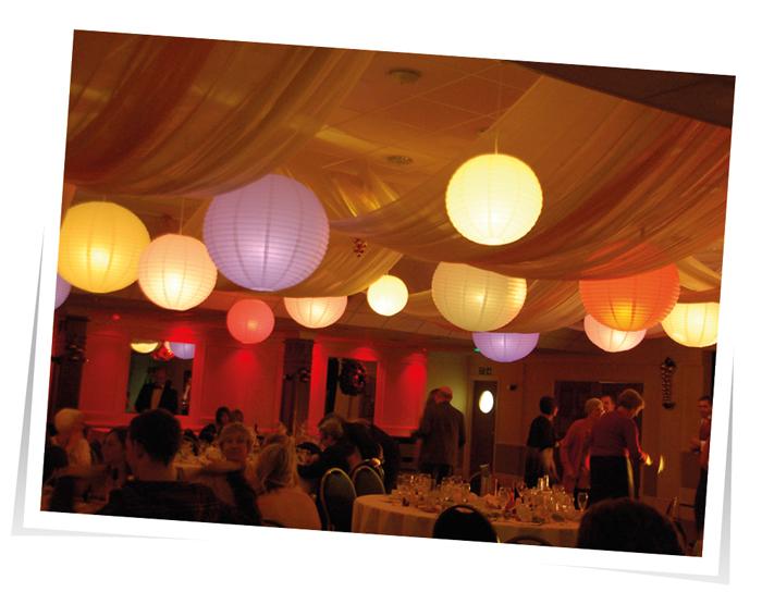 Lanterns Marquee Wedding South West